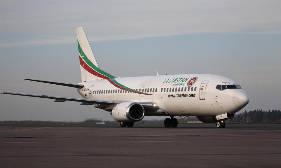 Росавиация рекомендовала аннулировать сертификат авиакомпании «Татарстан»