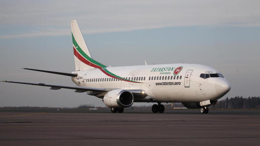 Росавиация аннулирует сертификат эксплуатанта авиакомпании «Татарстан» с 31 декабря