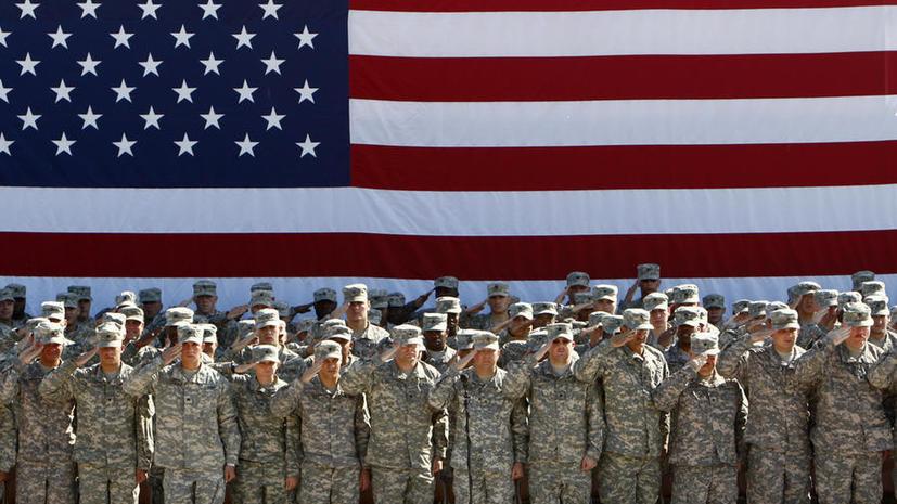 В США заявили о необходимости наземной операции в Сирии для «оккупации её территории»