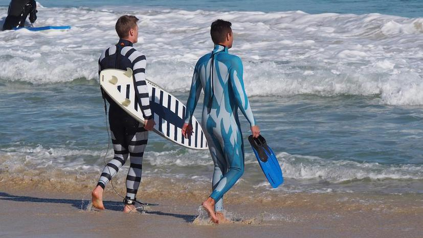 В Австралии создали «невидимые» костюмы против акул
