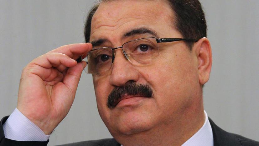 Посол Сирии в РФ: Контакты сирийского правительства с оппозицией в Москве невозможны