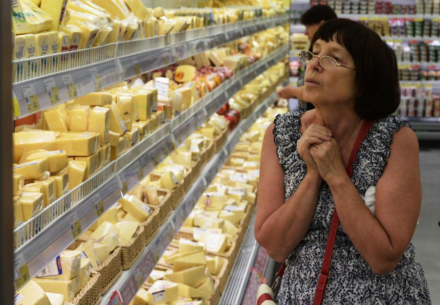 Союзмолоко: Продукция многих иностранных производителей останется в продаже