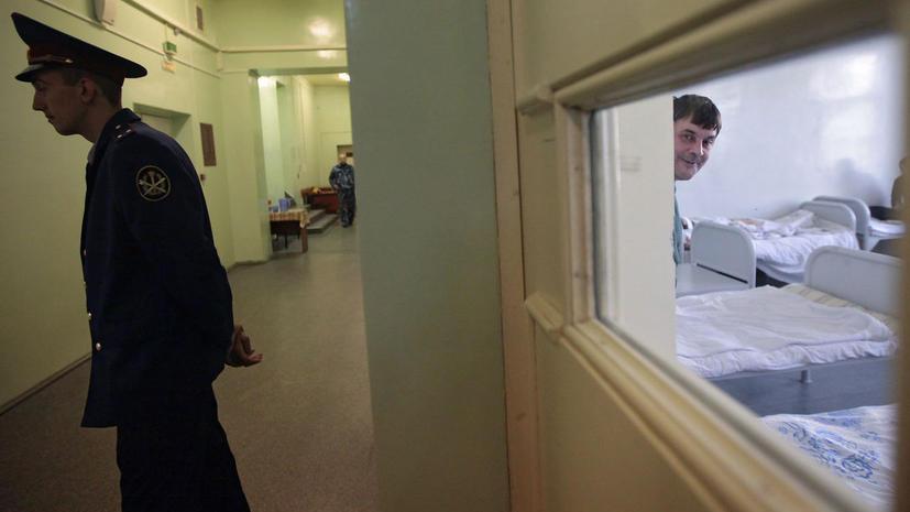 В Москве Ромео с пистолетом выкрал 34-летнюю Джульетту из психиатрической клиники