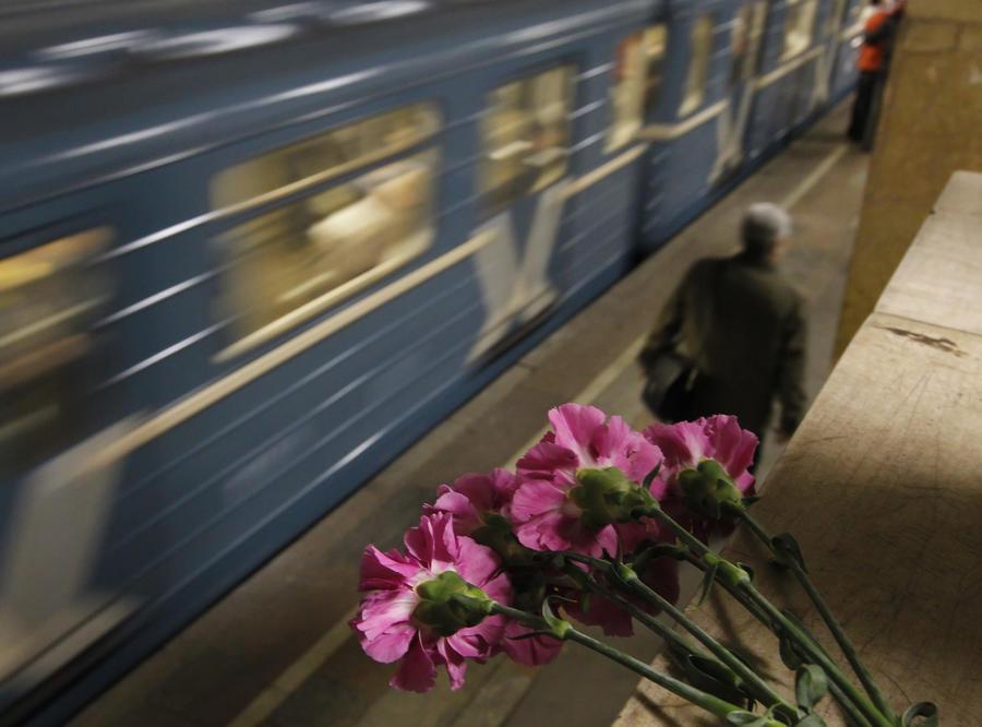 Сегодня исполняется пять лет со дня взрывов в московском метро, унесших жизни 40 человек