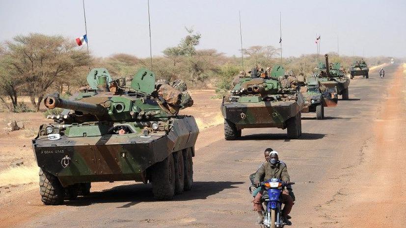 Франция потратила на операцию в Мали уже €70 млн