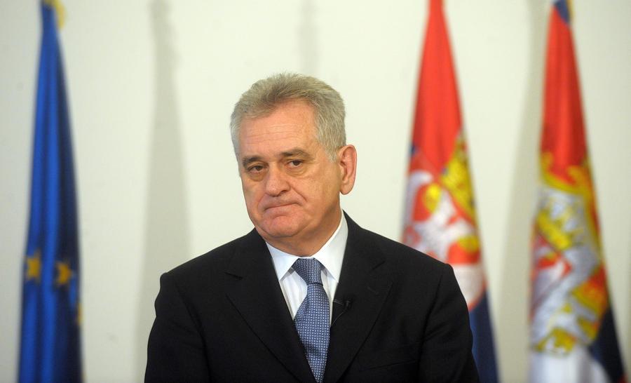 Президент Сербии извинился перед Боснией за резню в Сребренице