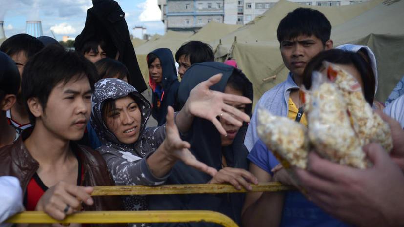 Доклад ООН: Россия занимает второе место в мире по числу мигрантов