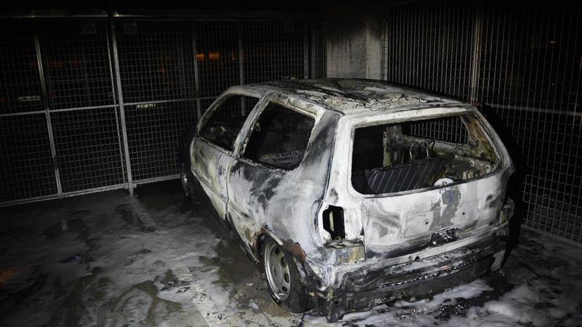 Беспорядки в Швеции вышли за пределы Стокгольма
