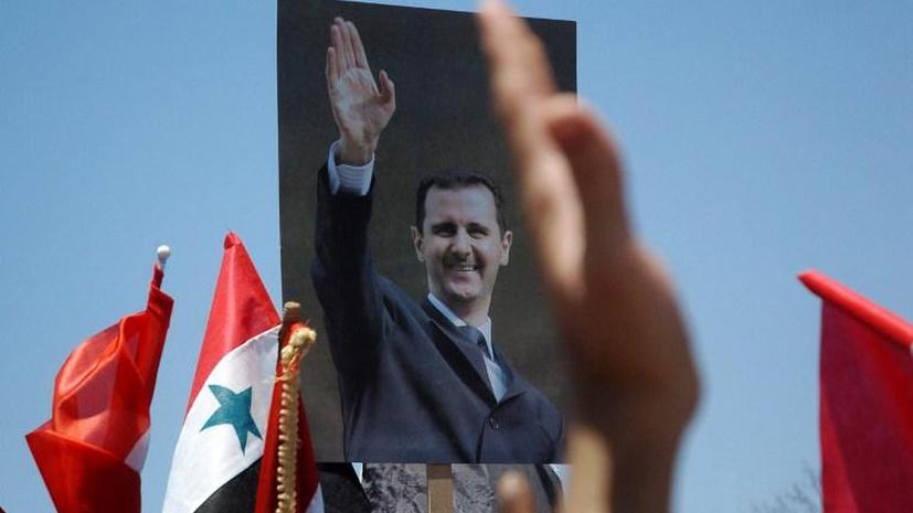 Башар Асад продлил действие всеобщей амнистии до конца 2013 года