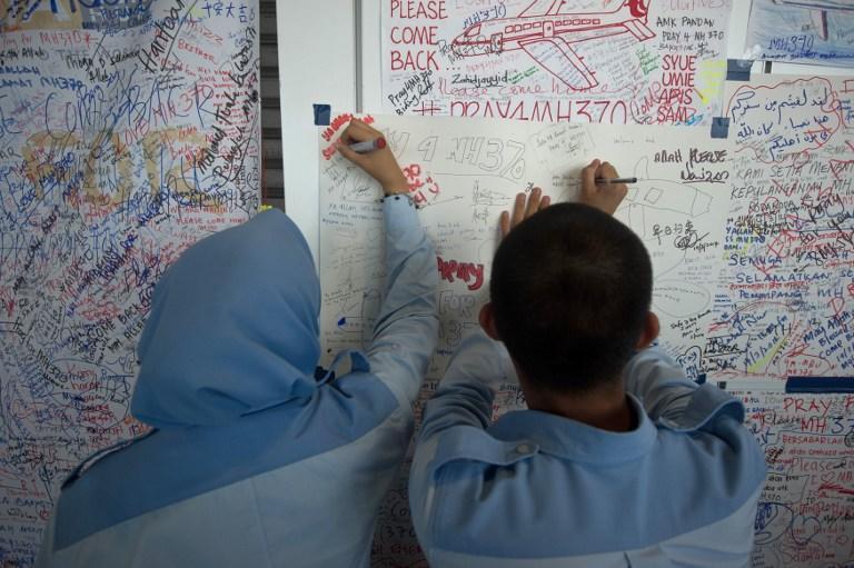 Пропавший малайзийский Boeing: последние новости, факты, версии