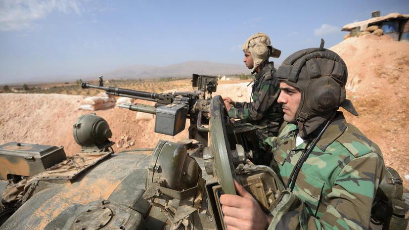 МИД Сирии рассказал об успехах, которых армия страны добилась при поддержке ВКС России