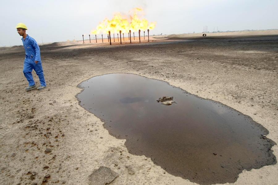 Боевики напали на газовое месторождение в Ираке, убили и похитили несколько специалистов