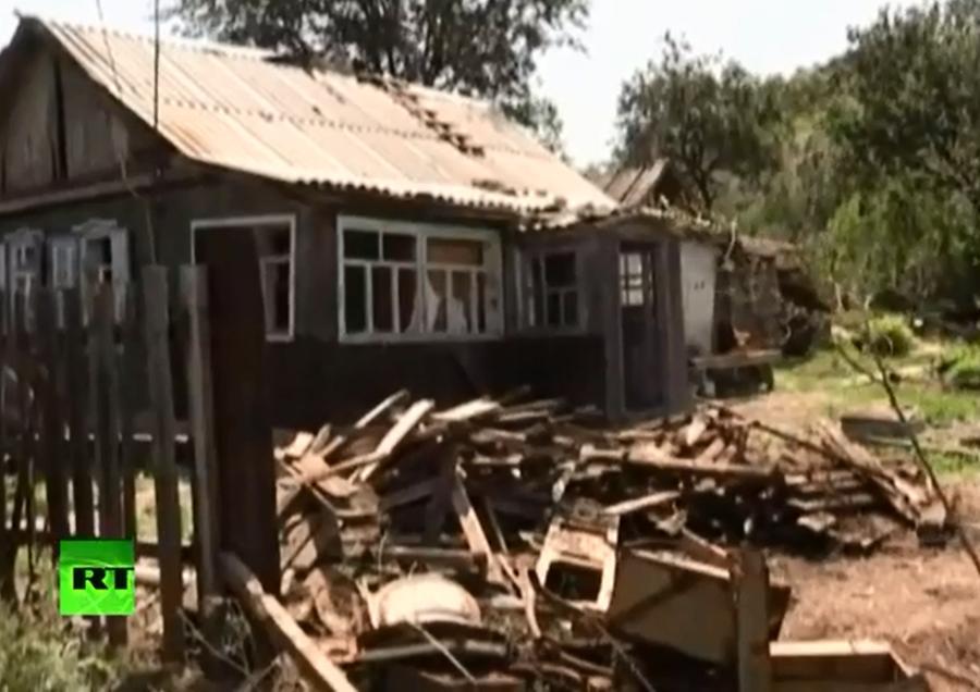 Военный аналитик: По Ростовской области был нанесён прицельный удар, это не ошибка