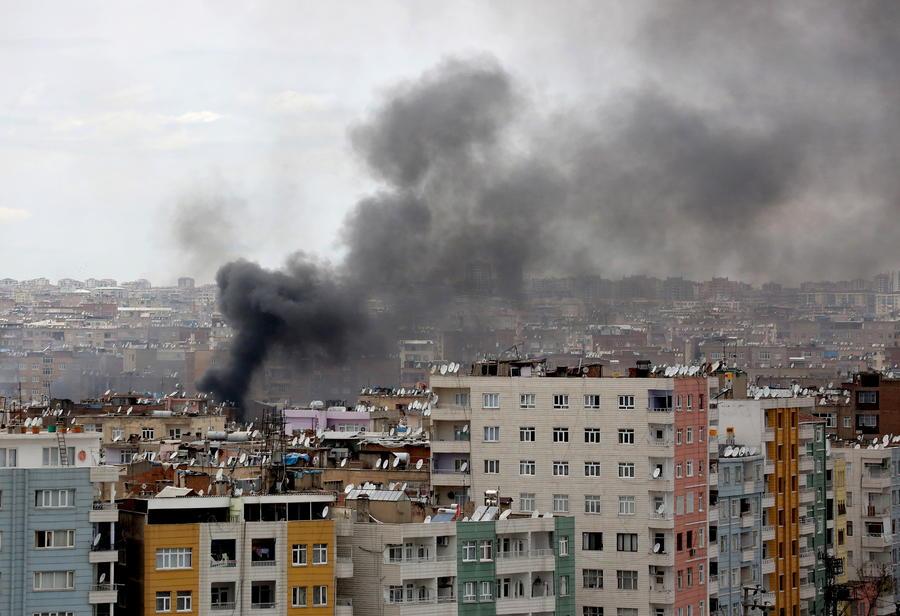 Бои неместного значения: Карта военных действий Анкары против курдов