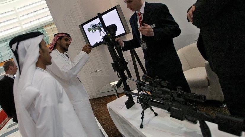 Россия начинает производство гранатометов в арабских странах