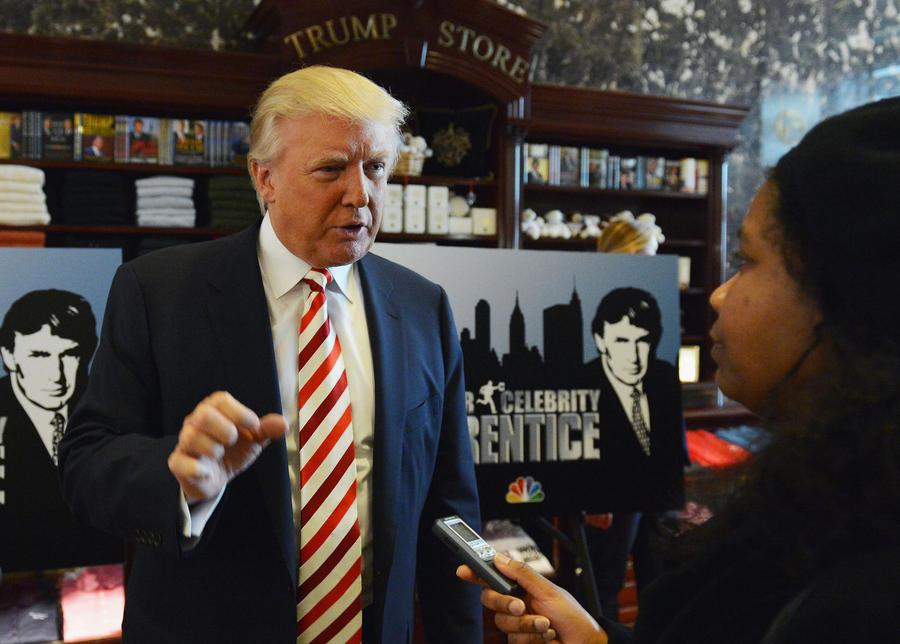 Дональда Трампа обвиняют в махинациях с недвижимостью