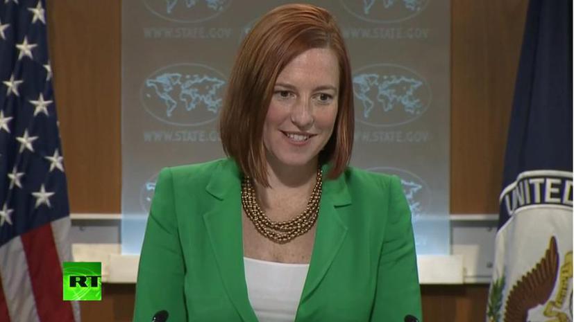 Госдеп США не беспокоит военная операция Киева на юго-востоке Украины