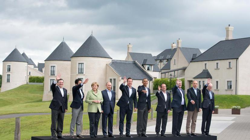 Политики и эксперты: Россия отстояла свои позиции на саммите G8
