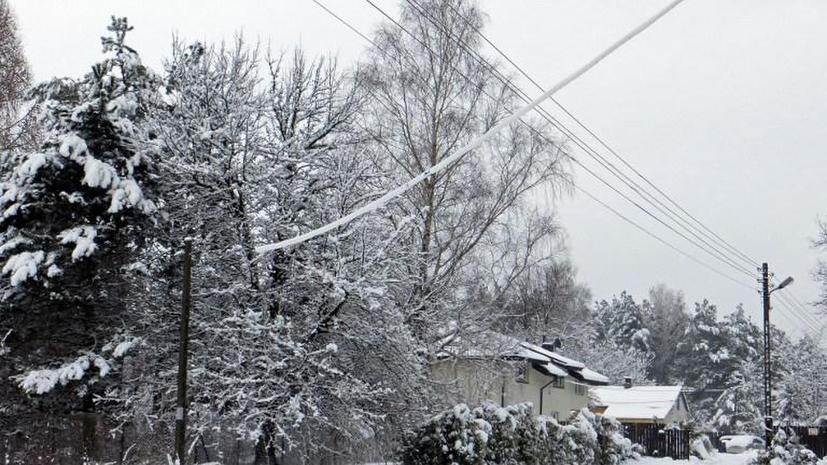 Ураган «Ксавьер» пришёл в Польшу: 5 человек погибли, 50 ранены, 500 тысяч остались без света