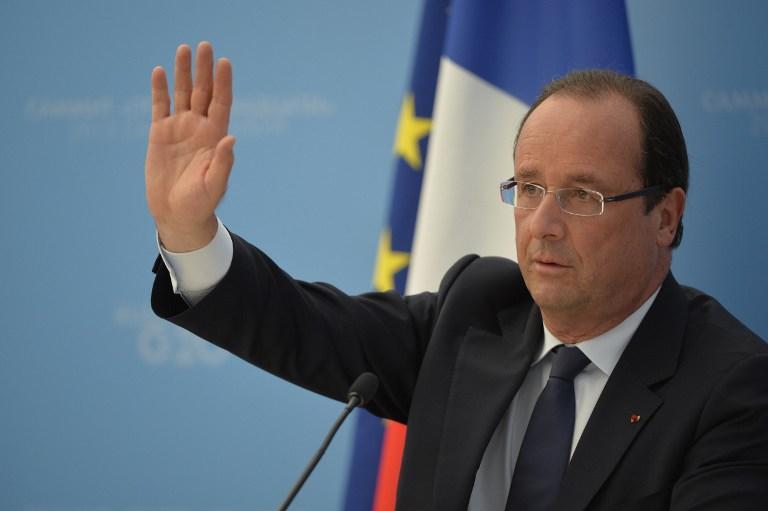Франсуа Олланд: Франция подождёт решения конгресса США