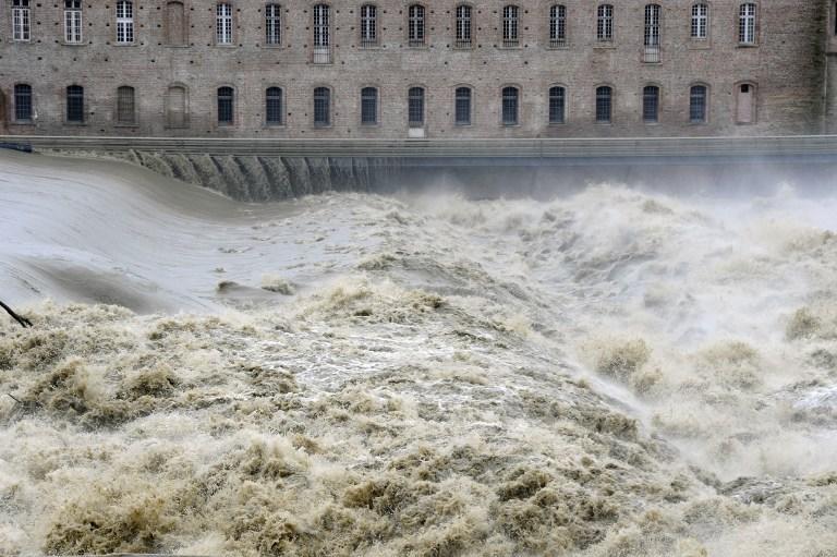 Учёные: к 2050 году риск наводнений в Европе удвоится