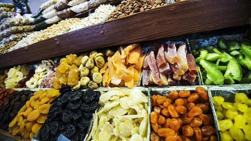 СМИ сообщили о перечне продуктов, которых могут коснуться антитурецкие санкции в России