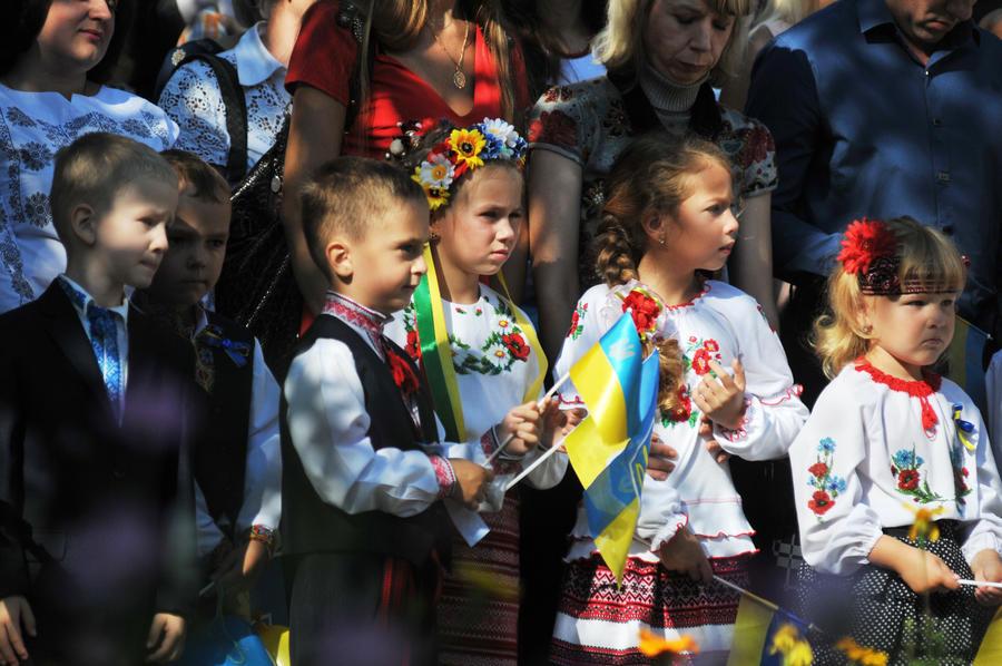 СМИ: Концепция патриотического воспитания на Украине имеет националистическую направленность