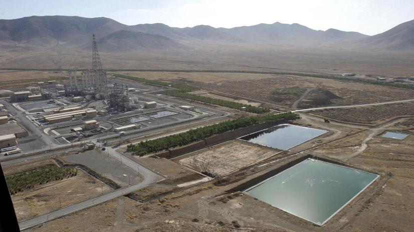 Госдеп США согласен на строительные работы в Араке в рамках женевского соглашения