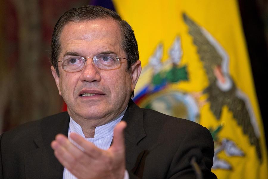 МИД Эквадора разделяет опасения Джулиана Ассанжа быть экстрадированным в США