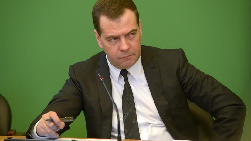 Дмитрий Медведев: Ни одна аграрная программа в РФ не будет сокращена