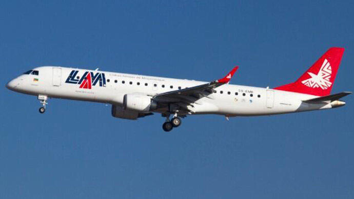 Авиакатастрофа в Намибии: выживших нет