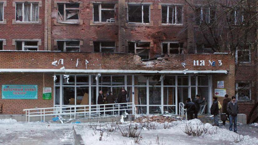 Владимир Чижов: ЕС выделял помощь Украине по статье «расходы в случае стихийных бедствий»