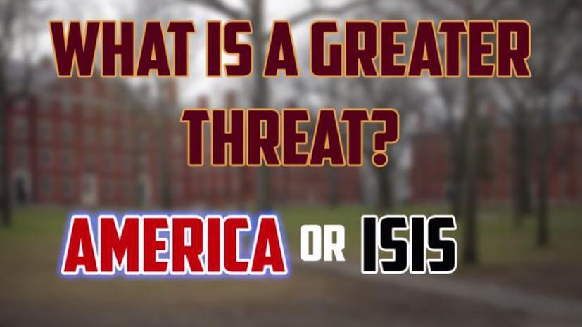 Студенты Гарварда считают США более глобальной угрозой, чем «Исламское государство»