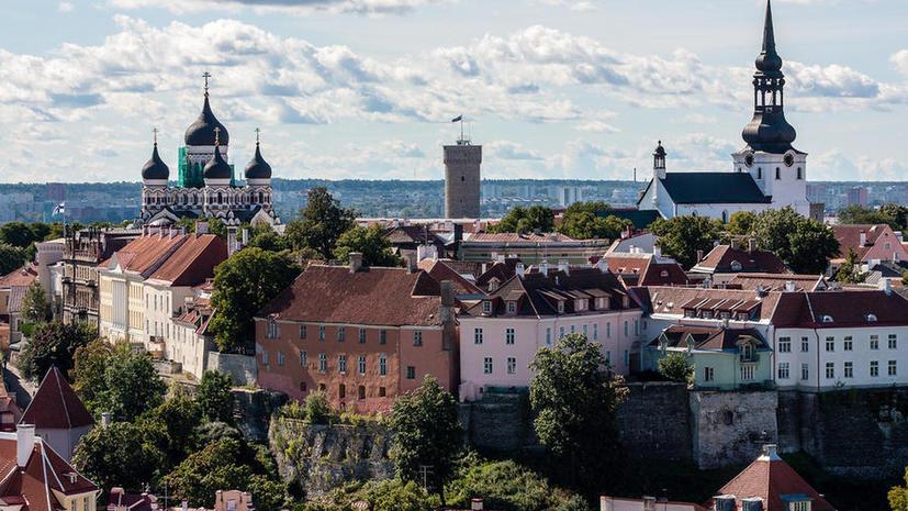 Власти Таллина не спешат разбивать Московский парк