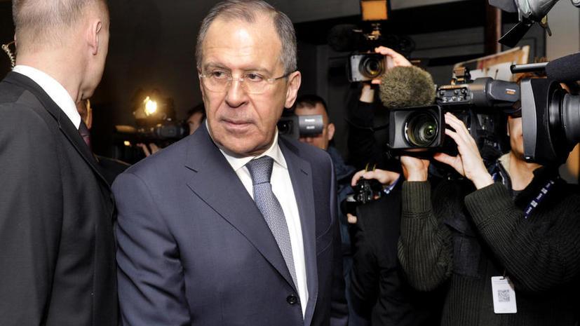 Сергей Лавров: Асад не блефует, предлагая оппозиции переговоры