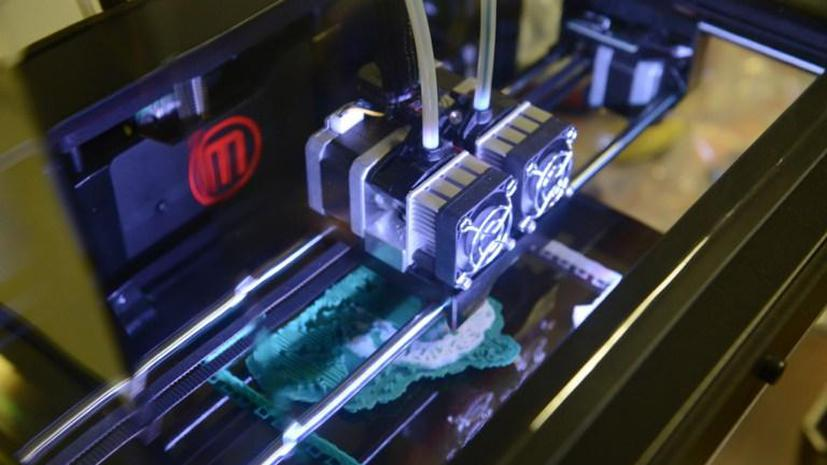 На 3D-принтере напечатают электрокар