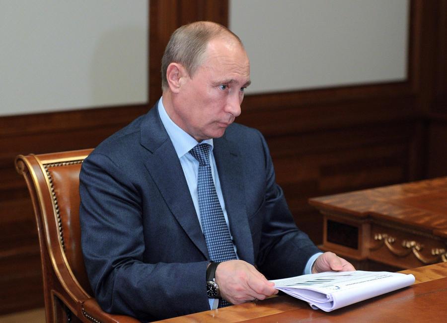 Владимир Путин: Проект амнистии предпринимателей ещё не готов