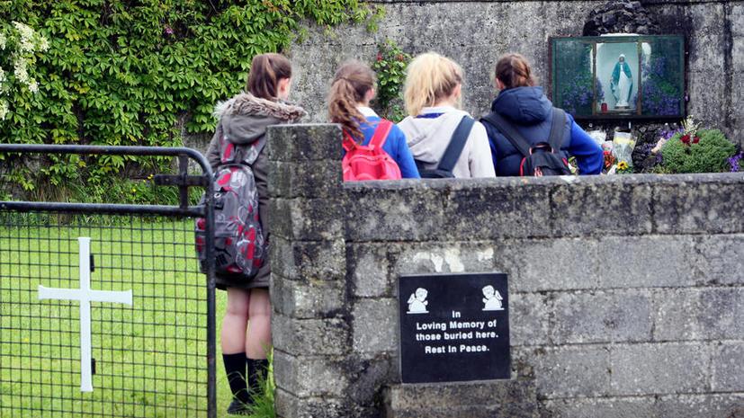 На ирландских сиротах проводили незаконные медицинские опыты