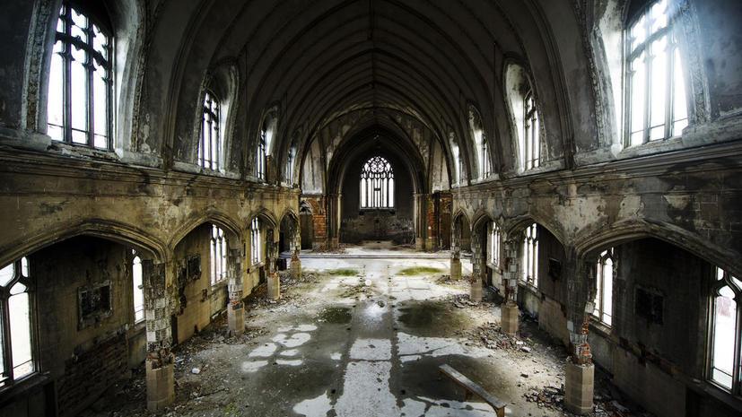 Детройт оказался на пороге банкротства