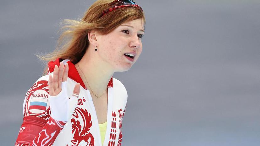 Ольга Фаткулина добавила серебро в копилку россиян на Олимпиаде в Сочи