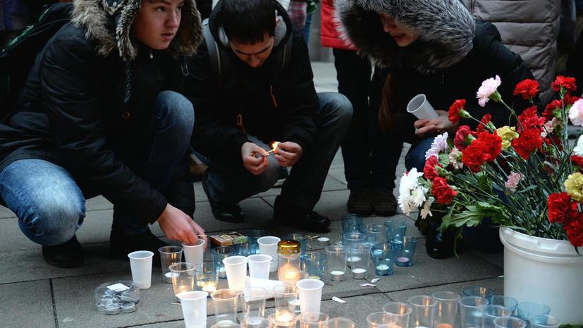 Для перечисления средств в помощь пострадавшим в Волгограде открыт валютный счёт