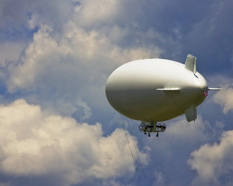 Пентагон запустит противоракетные дирижабли