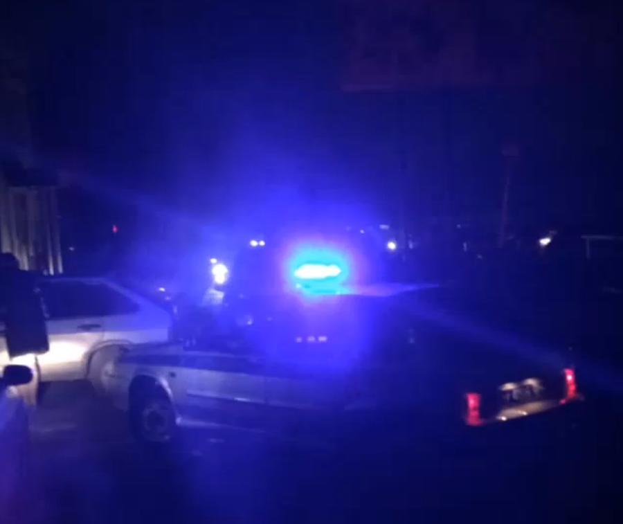 В Пятигорске автомобиль взорвался около здания ГИБДД, есть погибшие