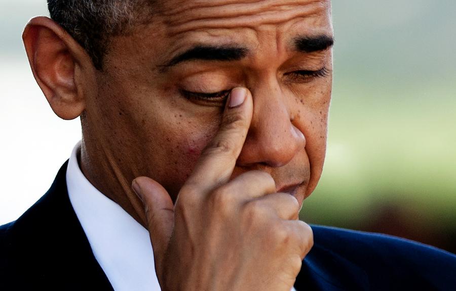 Граждане США просят Обаму не давать денег КС оппозиции РФ