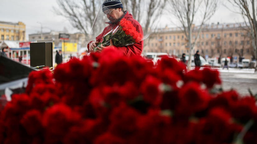 В Волгограде почтят память жертв терактов, совершённых в декабре 2013 года
