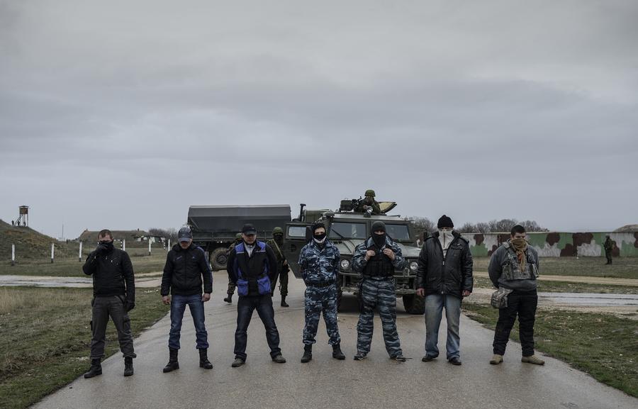СМИ: Вашингтон советовал Украине избежать военной конфронтации с Россией из-за Крыма