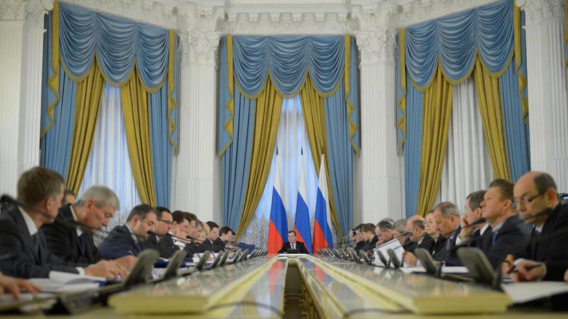 Дмитрий Медведев потребовал прекратить воровство газа в Северо-Кавказском округе