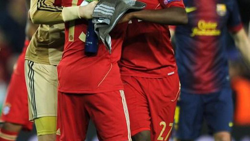 Чуда не произошло: «Бавария» повторно разгромила «Барселону» и вышла в финал Лиги чемпионов