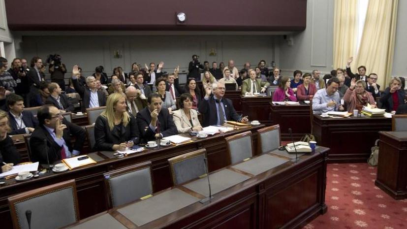 Верхняя палата парламента Бельгии одобрила законопроект об эвтаназии для несовершеннолетних