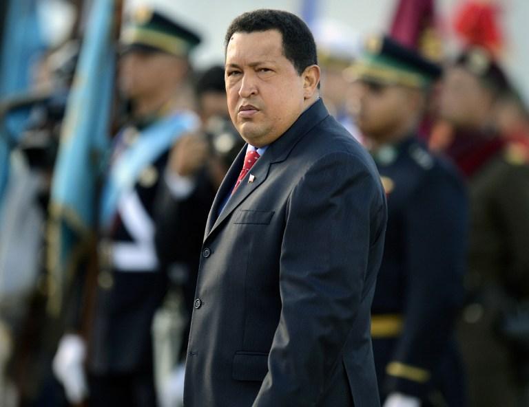 Чавес передал часть своих полномочий вице-президенту Мадуро